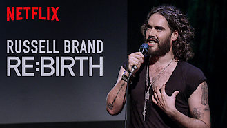 RUSSELL BRAND: RE:BIRTH (2018) on Netflix in Finland