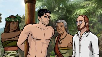 Archer: Season 9: Some Remarks on Cannibalism