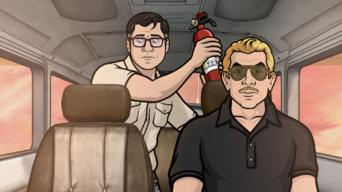 Archer: Season 5: Archer Vice: Smugglers' Blues