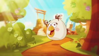 Angry Birds: Season 2: Last Tree Standing / Happy Hippy / Mind the Pony / Robo-Tilda / Royal Pains / Three Little Piggies / Board to Pieces / Demohogs / Swine Symphony