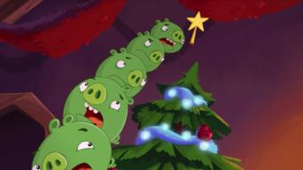 Angry Birds: Season 1: Cave Pig / Joy to the Pigs / Dogzilla / Boulder Bro / To the Bitter End / Fly Piggy, Fly! / The Game / The Catch / Snowed Up / The Wishing Well