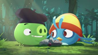 Angry Birds: Season 2: Short & Special / Hocus Porcus / Romance in a Bottle / The Butler Did It! / Gilded Cage / Premonition
