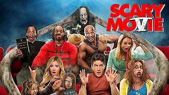 Is Scary Movie 5 2013 On Netflix Pakistan